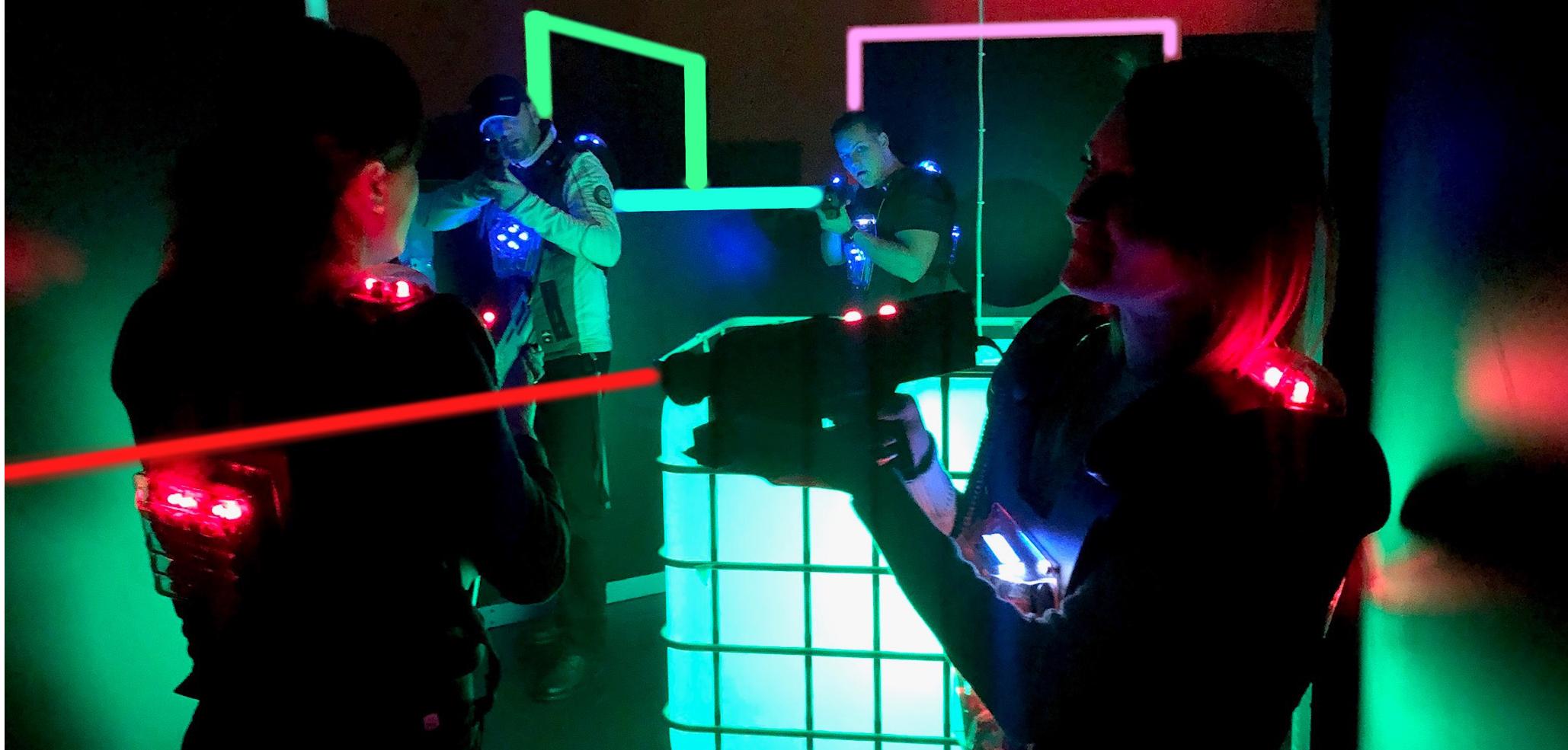 Lasertag Lasermaxx